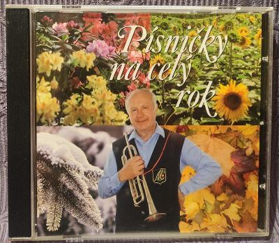 CD - Písničky na celý rok  (2005), CD V PĚKNÉM STAVU