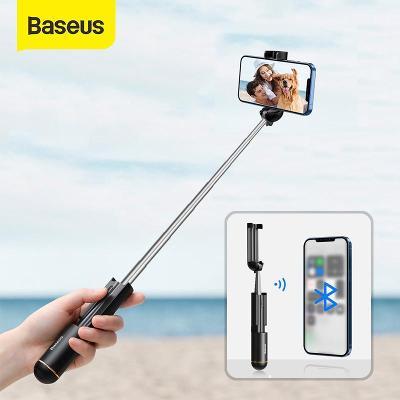 BASEUS Mini Selfie Stick tyč, 15 - 68 cm, 99 g, bluetooth spoušť