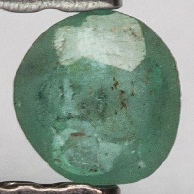 Smaragd, hezká zelená barva 0,10ct (6378)