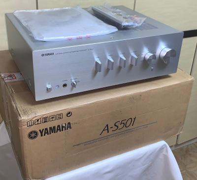 YAMAHA A-S501 Stereo Integrated Amplifier +DO / 2x85W 8Ω