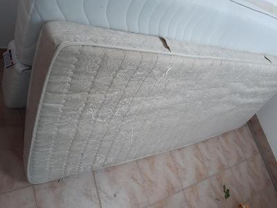 Matrace 80/200/13cm, výměna postele za větší