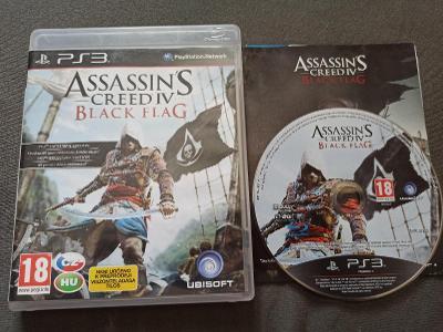 PS3 Assassins Creed IV Black Flag CZ