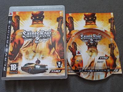 PS3 Saints Row 2 CZ