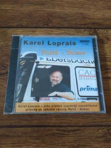 CD Karel Loprais Ještě Zabalene