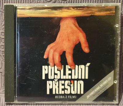 CD - Soundtrack - Poslední přesun ( 1995 )