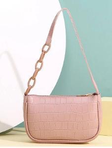 Krásná pudrová kabelka