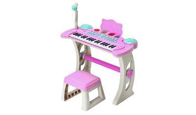 ELEKTRONICKÉ PIANO DĚTSKÉ 7258/P1 lll