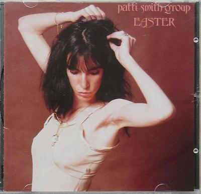 CD Patti Smith EASTER