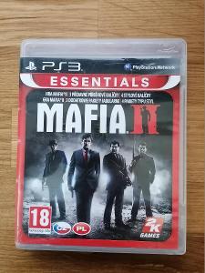 PS3 Mafia II ESSENTIALS - CZ dabing - prodloužená - v češtině