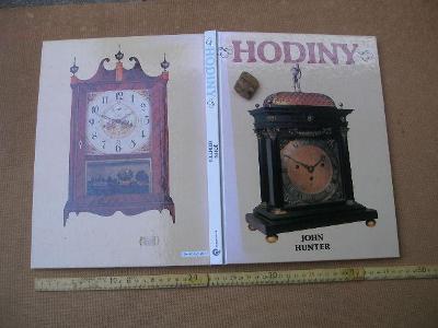 JOHN HUNTER : HODINY.