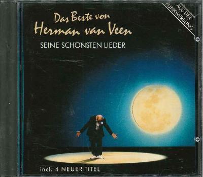 Herman Van Veen Das Beste Seine Schönsten Lieder CD 1992 jako nove NM