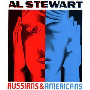 Al Stewart – Russians & Americans CD 1993 UK jako nove NM