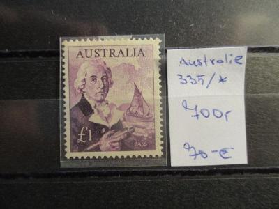 Anglické kolonie Austrálie