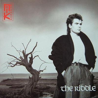 Nik Kershaw – The Riddle CD 1984 UK jako nove NM