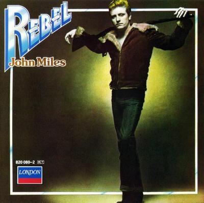 John Miles – Rebel CD 1987 UK jako nove NM AAD