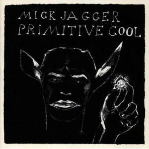 Mick Jagger Primitive Cool CD 1987 UK jako nove NM The Rolling Stones