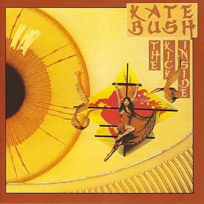 Kate Bush – The Kick Inside CD 1994 EU jako nove NM