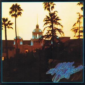 Eagles – Hotel California CD 1976 EU jako nove NM Gold Disc