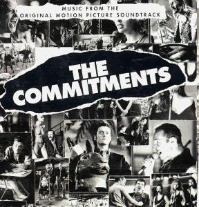 The Commitments (Original Motion Picture Soundtrack) CD 1991 jako nove