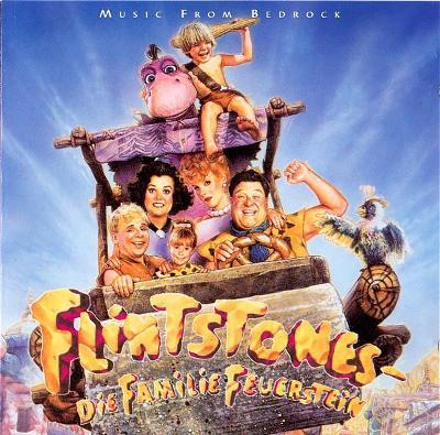 Various – Flintstones - Die Familie Feuerstein (Music From Bedrock) CD