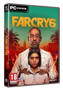 Far Cry 6 - PC Hra - (digitální klíč)
