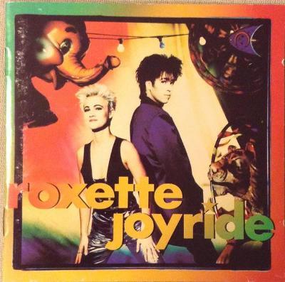 Roxette – Joyride CD 1991 jako nove NM sleva