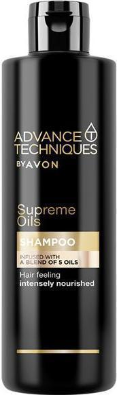 Avon, Intenzivní vyživující šampon s luxusními oleji pro všechny typy