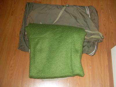 Vojenský spacák ČSLA