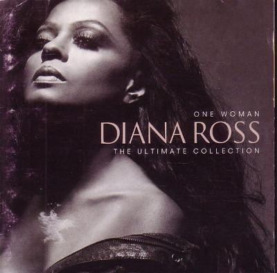 CD Diana Ross – One Woman - The Ultimate Collection