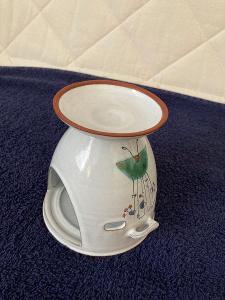 Aroma lampa - keramický ateliér Strnadovi
