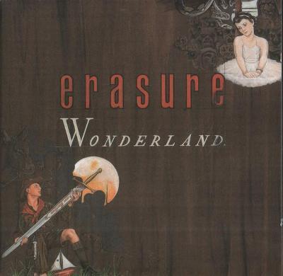 CD Erasure – Wonderland