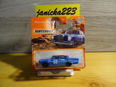 62 Mercedes-Benz 220 SE matchbox