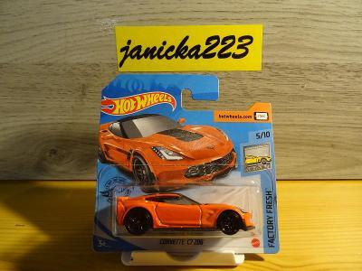 Corvette C7 206 Hotwheels