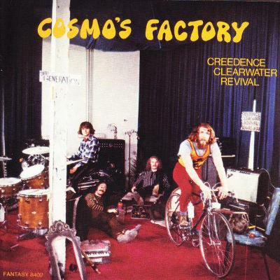 CD Creedence Clearwater Revival - Cosmo's Factory (1970)
