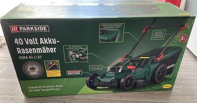 Špičková akumulátorová sekačka na trávu PARKSIDE - TOP produkt!!!