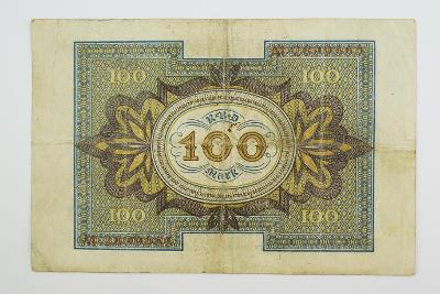 100 Mark 1920 s. M