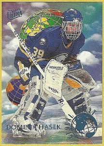 Dominik HAŠEK 94-95 FLEER Ultra Global Great
