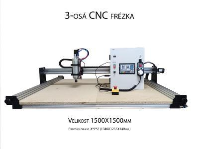 2D/3D CNC frézka