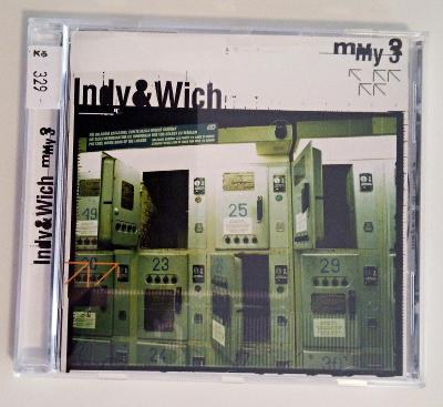 Indy & Wich - My3 (2018 Reissue)