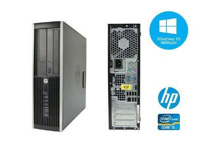 Počítač HP 6200 pro SFF i5/8GB/500