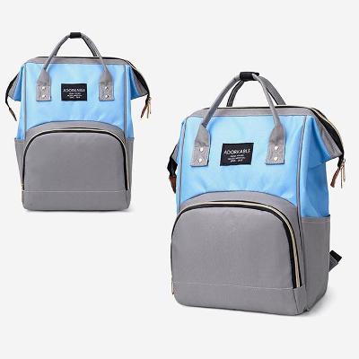 Dvoubarevný designový batoh Y219