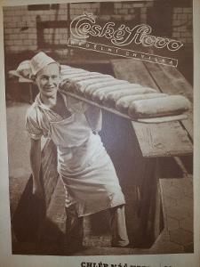 České slovo Nedělní Chvilka 21.10.1934