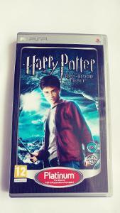HARRY POTTER AND THE HALF-BLOOD PRINCE--PSP--ČESKÝ OBAL-- ČESKÝ MANUÁL
