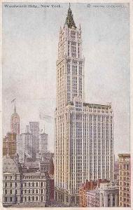 NEW YORK - VÝŠKOVÁ BUDOVA -13-XY98