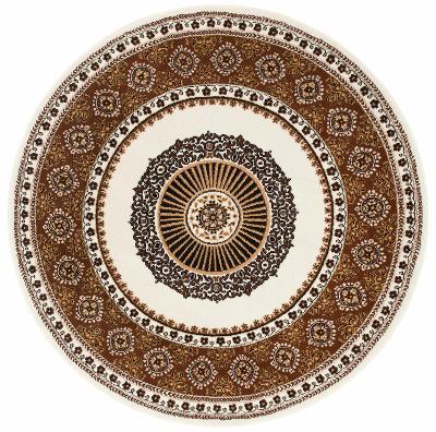 Kulatý koberec Shari 140 cm (481837) _I506