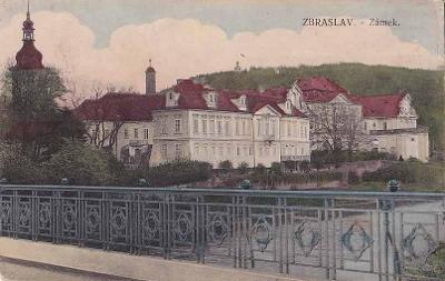 ZBRASLAV - ZÁMEK -270-SQ47