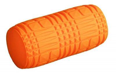Sedco Masážní yoga váleček 30x18 cm oranžový