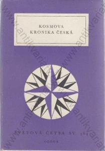 Kosmova kronika česká 1975 Odeon, Praha