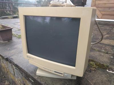 CRT Monitor MicroScan 4v ADI LM1564 (1996)