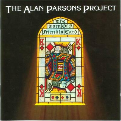 The Alan Parsons Project – The Turn Of A Friendly Card 1980 CD NM